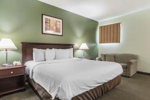 Standaard Kamer met Queensize Bed - Rookvrij