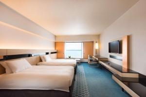 Twin Hilton Room Park
