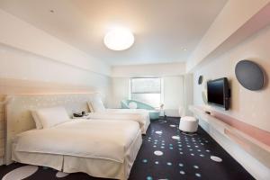Twin Celebrio Room Ocean