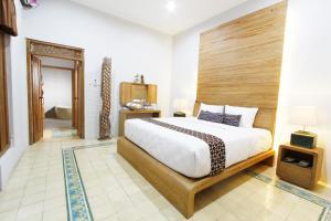 Joglo Mandapa Boutique Hotel, Szállodák  Yogyakarta - big - 4
