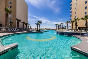 Crystal Tower By Luxury Gulf Rentals, Apartments  Gulf Shores - big - 11