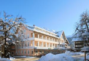 Hotel Mohren, Отели  Оберстдорф - big - 28
