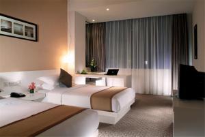 Master Hotel, Hotely  Kanton - big - 15