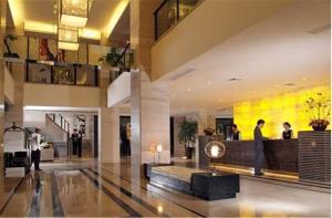 Master Hotel, Hotely  Kanton - big - 19