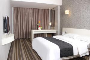Master Hotel, Hotely  Kanton - big - 23
