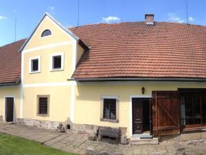 Chata Karakter 1 Vernéřovice Česko