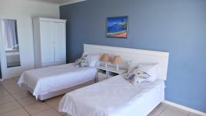 Habitación Doble Estándar con vistas al mar - 2 camas