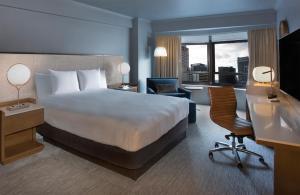 High Floor Premier Room with King or Queen Bed