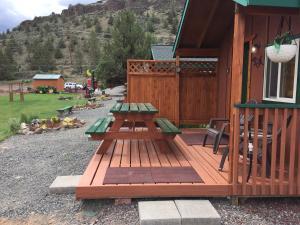 Cabins at Crooked River Ranch, Motelek  Crooked River Ranch - big - 7