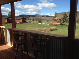 Cabins at Crooked River Ranch, Motelek  Crooked River Ranch - big - 4