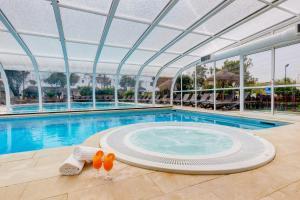 Duna Parque Beach Club, Aparthotels  Vila Nova de Milfontes - big - 48