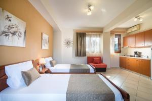 Rodon Garden, Apartments  Sarti - big - 12