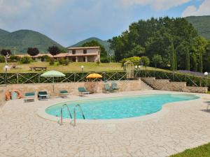 Holiday Home Arancio Casperia