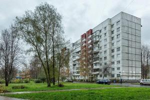Cozy Flat next to Primorskaya, Apartmány  Petrohrad - big - 25