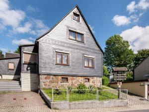 Haus Ruth, Nyaralók  Neustadt am Rennsteig - big - 30