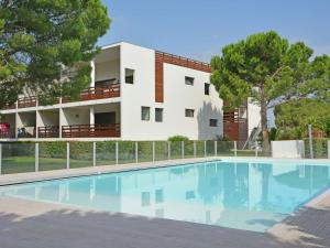 Au Golf Près De La Méditerranée, Appartamenti  Saint-Cyprien - big - 1