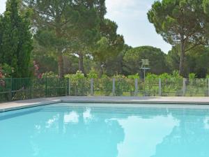 Au Golf Près De La Méditerranée, Appartamenti  Saint-Cyprien - big - 20