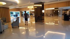 Cozy 1BR at Shell Residences, Apartmány  Manila - big - 1