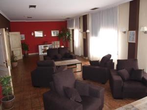Hotel Jakue, Hotel  Puente la Reina - big - 23