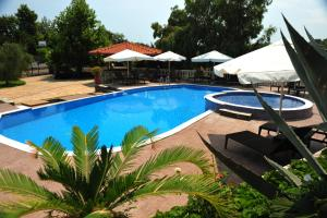 Zeus Hotel, Hotels  Platamonas - big - 54