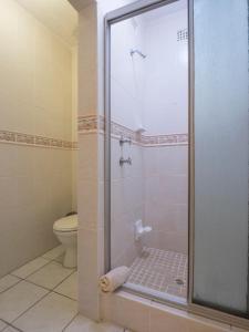 带浴室的单人间