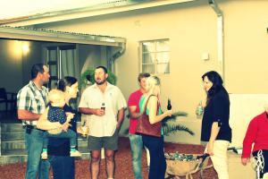 Ley-Lia Guest House, Penzióny  Aranos - big - 10