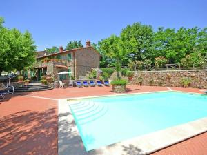 Holiday home Villa Martina, Nyaralók  Cortona - big - 1