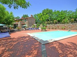 Holiday home Villa Martina, Nyaralók  Cortona - big - 22