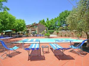 Holiday home Villa Martina, Nyaralók  Cortona - big - 20