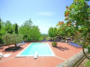 Holiday home Villa Martina, Nyaralók  Cortona - big - 3