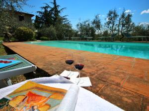 Il Crocino Di Lecchi Rosso/Verde/Torre, Case vacanze  San Sano - big - 14