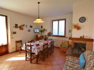 Il Crocino Di Lecchi Rosso/Verde/Torre, Дома для отпуска  San Sano - big - 12