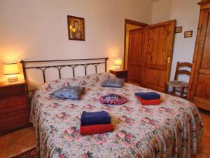 Il Crocino Di Lecchi Rosso/Verde/Torre, Дома для отпуска  San Sano - big - 2