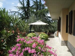 Il Crocino Di Lecchi Rosso/Verde/Torre, Дома для отпуска  San Sano - big - 31