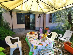 Il Crocino Di Lecchi Rosso/Verde/Torre, Дома для отпуска  San Sano - big - 30