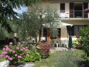 Il Crocino Di Lecchi Rosso/Verde/Torre, Дома для отпуска  San Sano - big - 26