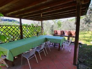 Il Crocino Di Lecchi Rosso/Verde/Torre, Дома для отпуска  San Sano - big - 24