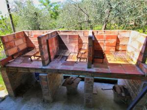 Il Crocino Di Lecchi Rosso/Verde/Torre, Дома для отпуска  San Sano - big - 15