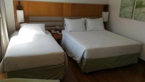 Standaard Tweepersoonskamer met 1 Tweepersoonsbed en 1 Eenpersoonsbed