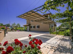 Villa Roža, Vily  Tinjan - big - 35