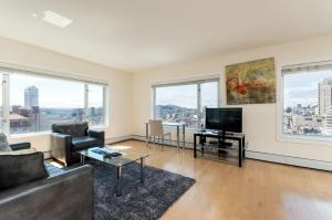 Global Luxury Suites at Pine Street, Apartments  San Francisco - big - 11