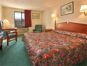 Value Inn Jeffersonville, Motel  Jeffersonville - big - 5