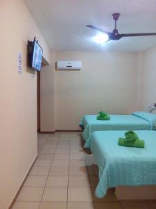 Hotel y Balneario Playa San Pablo, Отели  Monte Gordo - big - 60