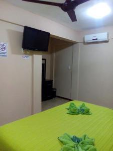 Hotel y Balneario Playa San Pablo, Отели  Monte Gordo - big - 74
