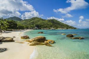 Crystal Bay Yacht Club Beach Resort, Hotely  Lamai - big - 146
