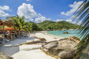 Crystal Bay Yacht Club Beach Resort, Hotely  Lamai - big - 148