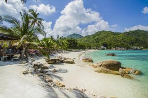 Crystal Bay Yacht Club Beach Resort, Hotely  Lamai - big - 108