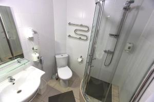 Hotel Gandvik, Hotels  Belomorsk - big - 19