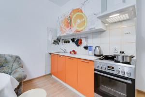 Voroncovskii bulvar 8, Appartamenti  San Pietroburgo - big - 17