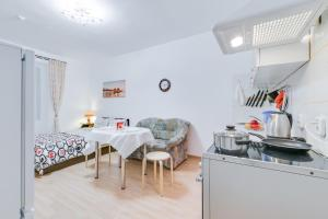 Voroncovskii bulvar 8, Appartamenti  San Pietroburgo - big - 25